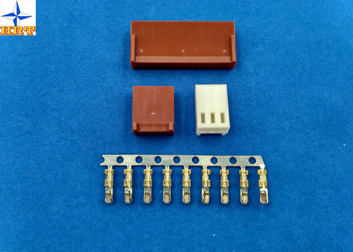 One Row Wire To Board Battery Connector 2.54mm Pitch From 2pins To 20pins