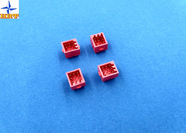 3 Rows UAV Connectors 2.54mm Pitch Gold - Flash Wafer 9 Pin Connector For Drone