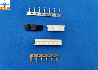 02P-20P Pitch1.25mm Connector Wire To Board Types Single Row With Nylon66 / GF15%